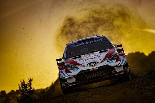 Resmi: Ogier bir yıl daha Toyota ile WRC'de yarışacak