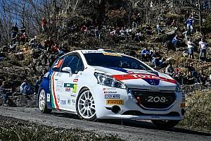 Peugeot: Ciuffi fa subito centro al Ciocco con la 208 R2 nel 2 Ruote Motrici