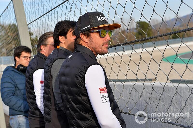 ألونسو سيختبر سيارة مكلارين 2019 ضمن دوره الجديد كسفير للفريق
