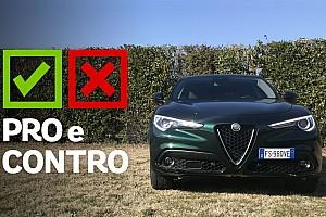 Alfa Romeo Stelvio 2.2 AT8 Q4 Super, pro e contro