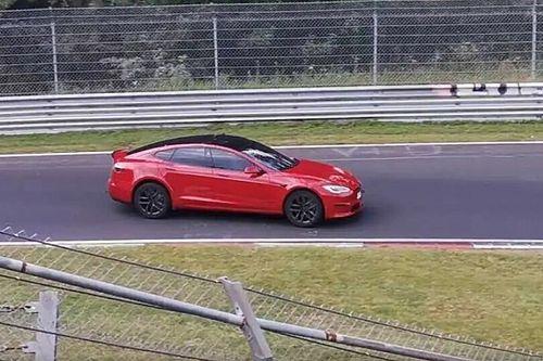 Record pour la Tesla Model S Plaid sur le Nürburgring