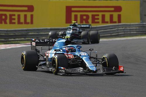 F1 Hungarian GP: Ocon holds off Vettel, Hamilton to take sensational win
