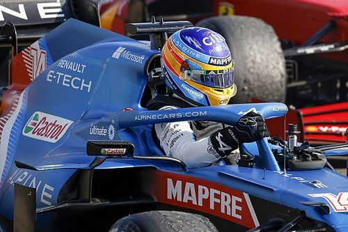 Alonso, a mantener la racha en Hungría, tras las recientes mejoras