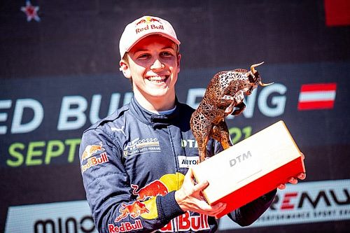 Lawson doet goede zaken met tweede DTM-zege op Red Bull Ring