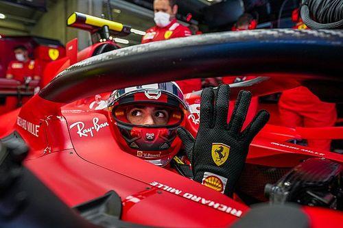 Sainz llega al límite de motores tras un inesperado problema