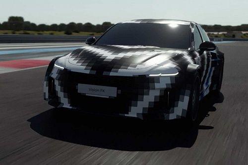 Hyundai reveals 690bhp hydrogen-powered sportscar concept