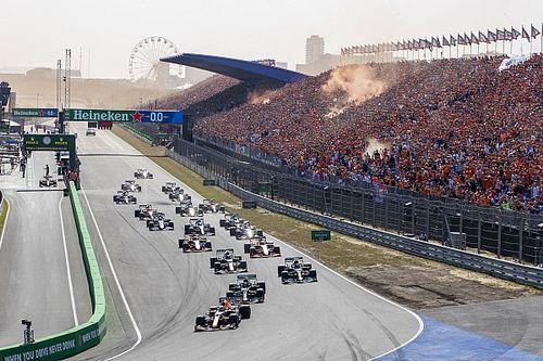 Officieel: F1 presenteert kalender 2022, Zandvoort weer in september