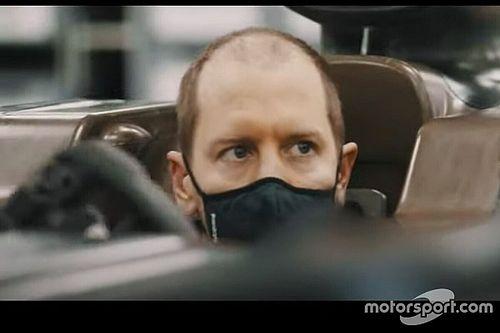 Vettel careca? Novo visual de alemão choca fãs e vira alvo de memes nas redes sociais