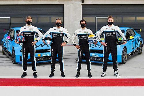 Kwartet Cyan Racing