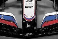 """WADA, Haas'ın """"Rus bayraklı"""" renk düzenini inceliyor"""