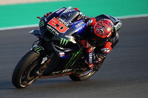"""Quartararo """"totally lost"""" readjusting to Yamaha MotoGP bike"""