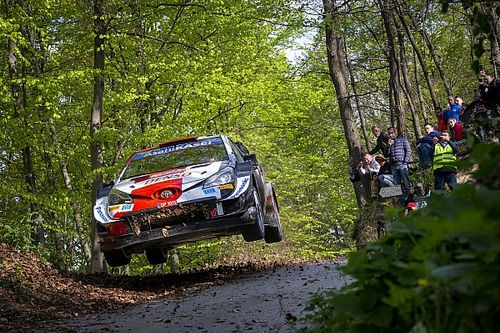 WRC Rally Croatia: Ogier claims narrow 0.6s win over Evans