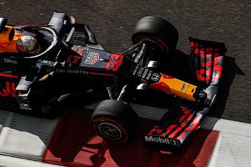 Verstappen lidera un 1-2 de Red Bull en la FP3 de Abu Dhabi