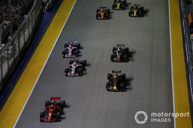 Az F1-es versenyzők szerint nem tesz jót a sportnak, hogy a 13. hely többet ér a hetediknél