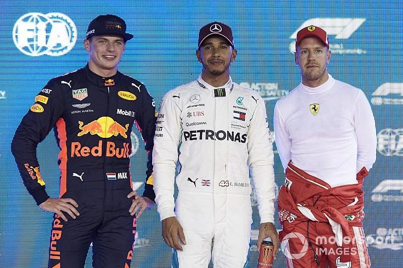 Hamilton and Vettel fear Verstappen the most - Horner