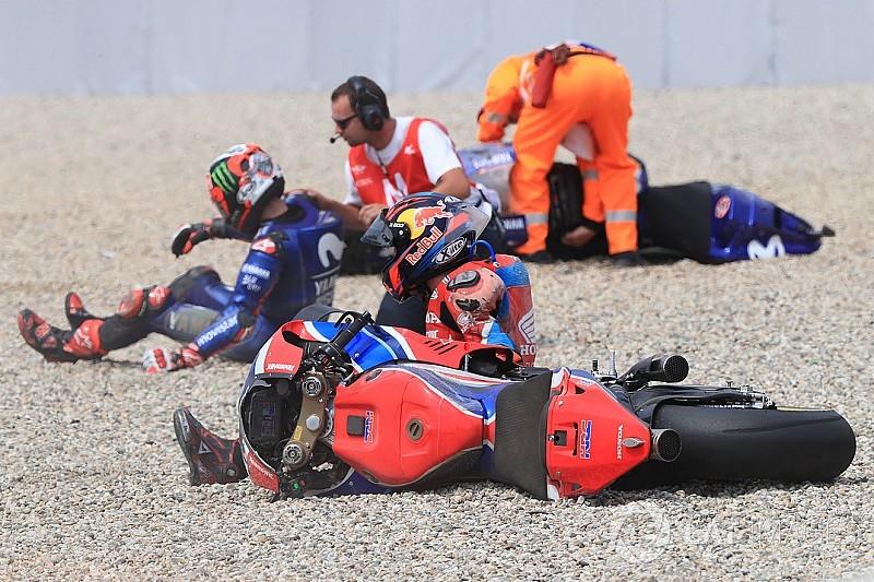 Знайшли винного в аварії на першому колі гонки у Брно
