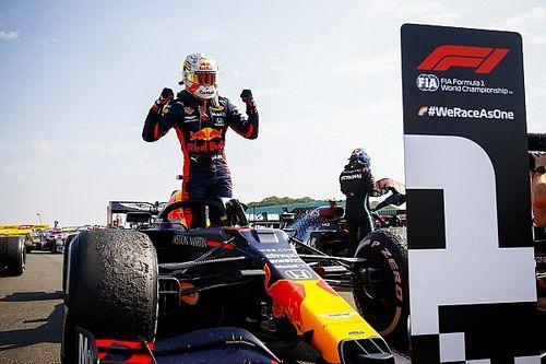 Verstappen gana el GP del 70 aniversario y termina dominio de Mercedes