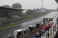 La F1 apunta a clasificar el domingo por tormentas