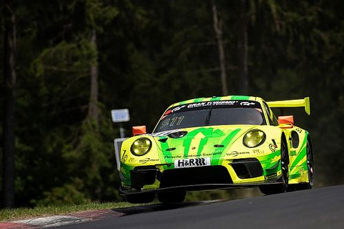 Porsche pulls N24 drivers, Manthey squad over COVID fears