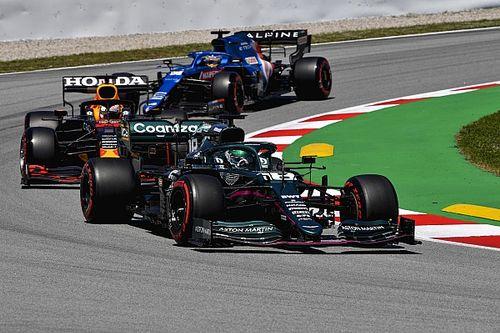 Uitslag: Kwalificatie voor F1 Grand Prix van Spanje