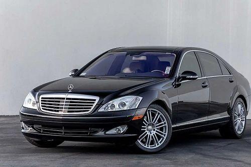 Nem kell bankot rabolni ahhoz, hogy az ember egy Mercedes S-osztály luxusát