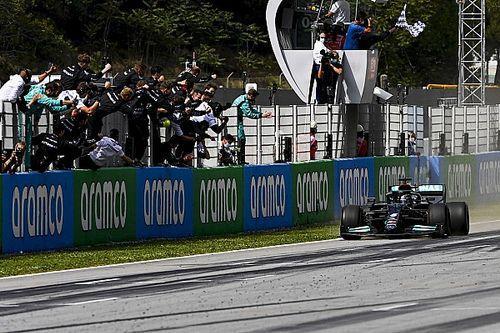 Hasil Lomba F1 GP Spanyol: Hamilton Sempurna