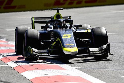 F2: Ticktum vence corrida atrasada de sábado em Sochi; Samaia é 13º
