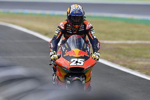 Hasil FP3 Moto2 Prancis: Raul Fernandez Unggul, Bendsneyder ke Q2