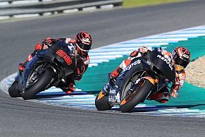 Doohan: Lorenzo'nun Marquez'e karşı kaybetmesinin mazereti olmayacak