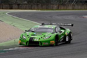 Zampieri-Altoè conquistano il Campionato Italiano GT 2018 con la Lamborghini del team Antonelli