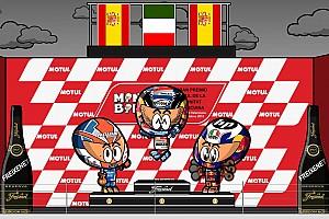 Vídeo: el GP de Valencia 2018 de MotoGP, por MiniBikers