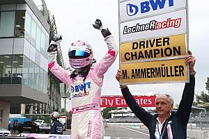 Andlauer piazza la doppietta a Città del Messico, ma il campione è Ammermuller
