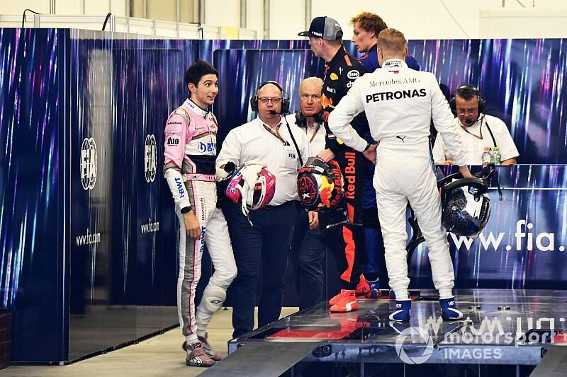 """FIA、フェルスタッペンとオコンの""""小競り合い""""、これ以上の審議は必要なし"""