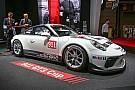 保时捷911 GT3 Cup亮相,17年落场参赛