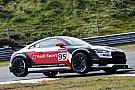 """Toerwagens: overig Van Oranje racet in Audi Sport TT Cup: """"Even wennen, maar veel lol gehad"""""""
