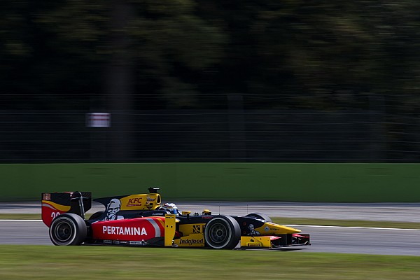 Giovinazzi, Jeffri excluded from qualifying due to tyre pressures