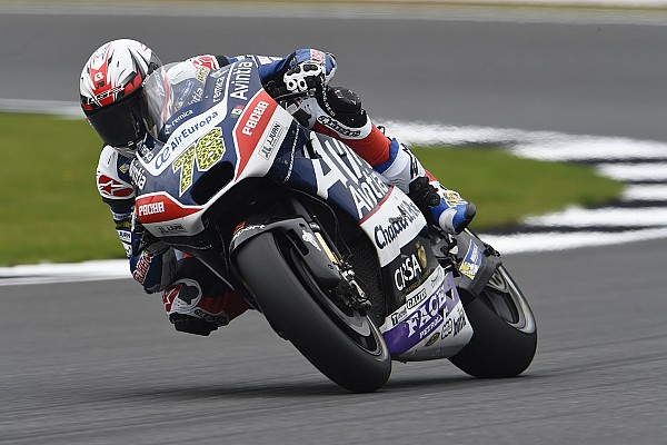 MotoGPイギリス:大クラッシュのエスパルガロ、バズ共に大きな怪我なし