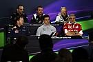 Australian GP: Friday's press conference