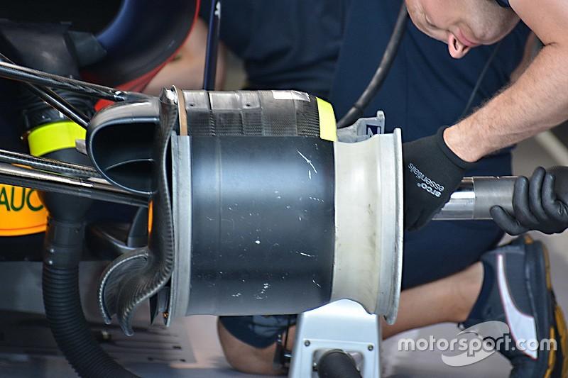 Технический брифинг: настройка Red Bull RB12
