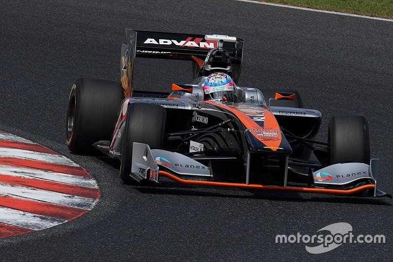 Окаяма СуперФормула: Вандорн 7-й у другій гонці