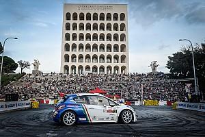 CIR Ultime notizie Un percorso imponente quello del 5° Rally di Roma Capitale