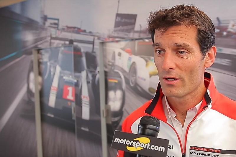 """""""Nicht drumherum reden"""": Mark Webber will Le-Mans-Sieg"""