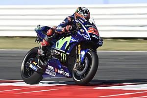 MotoGP Relato de classificação Viñales supera Dovizioso e é pole em Misano; Márquez cai