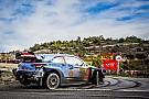 WRC Невилль сошел с дистанции Ралли Испания после аварии