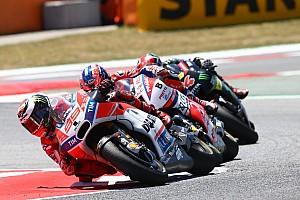 MotoGP Contenu spécial Bilan mi-saison 2/3 - Quand Jorge Lorenzo redevient débutant
