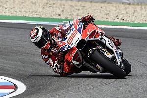 MotoGP Reaktion MotoGP: Lorenzo sieht in neuer Ducati-Verkleidung