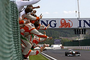 Fórmula 1 Últimas notícias Force India quer contratar para subir entre os construtores