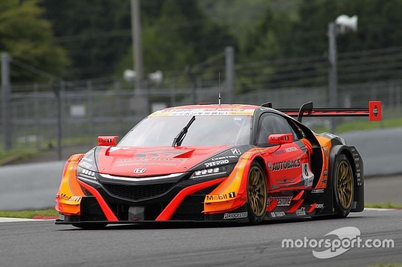 Super GT Fuji: ARTA Honda akhiri dominasi Lexus