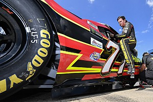 NASCAR Cup Interview Erik Jones on NASCAR playoff chances: