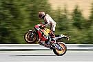 Маркес выиграл сумбурную гонку в Чехии